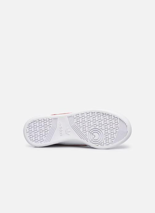 Sneakers adidas originals Continental 80 J Hvid se foroven