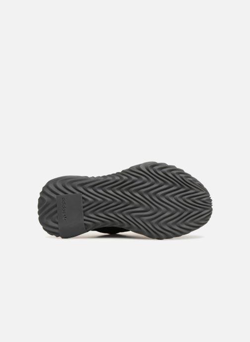 Baskets adidas originals Sobakov J Noir vue haut