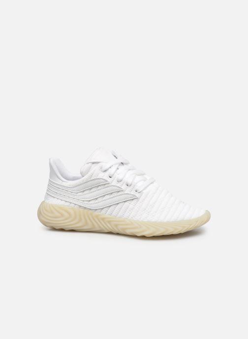Sneakers adidas originals Sobakov J Bianco immagine posteriore