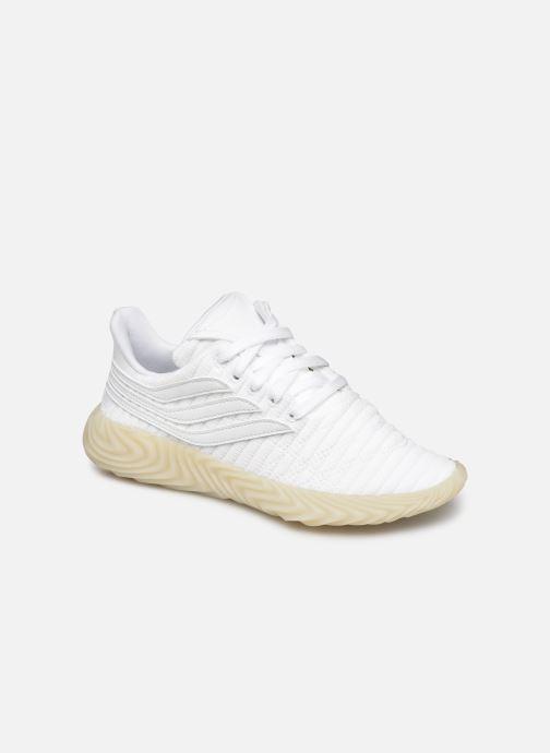 Sneakers adidas originals Sobakov J Bianco vedi dettaglio/paio