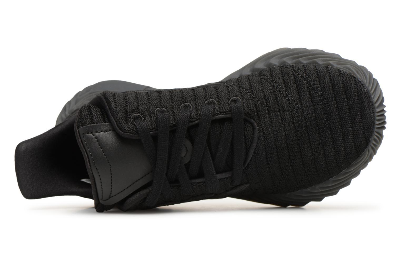 Baskets Adidas Originals Sobakov J Noir vue gauche