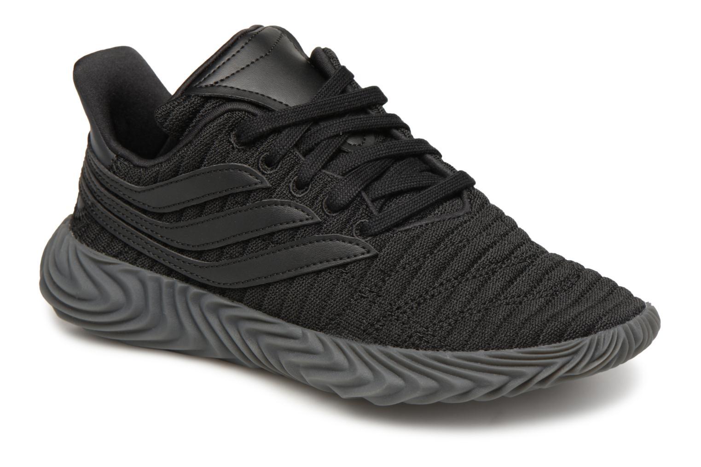 Baskets Adidas Originals Sobakov J Noir vue détail/paire