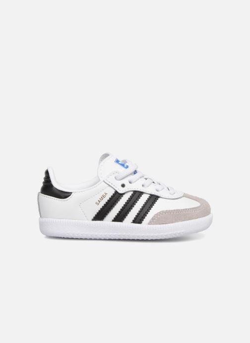 Sneakers adidas originals Samba OG EL I Wit achterkant