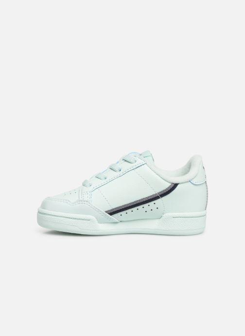 Sneakers adidas originals Continental 80 I Blauw voorkant