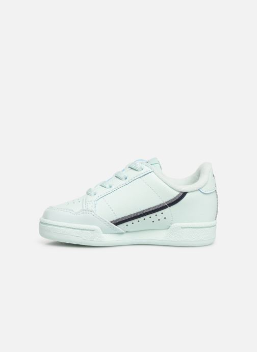 Trainers adidas originals Continental 80 I Blue front view