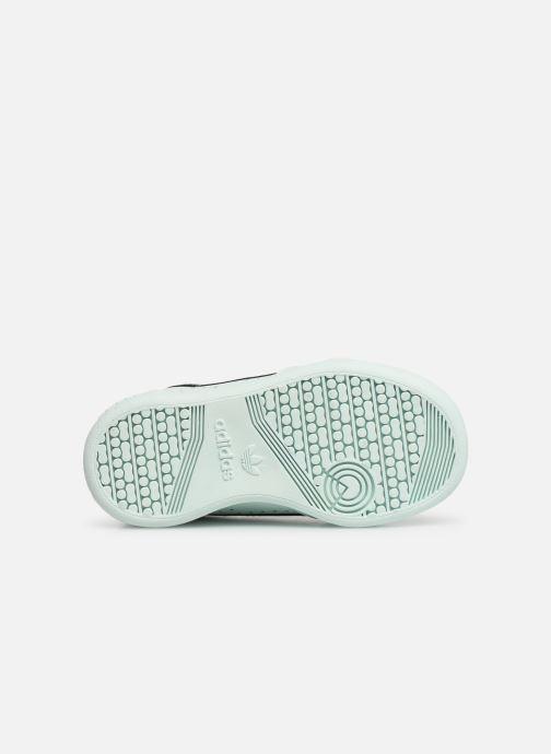 Baskets adidas originals Continental 80 I Bleu vue haut