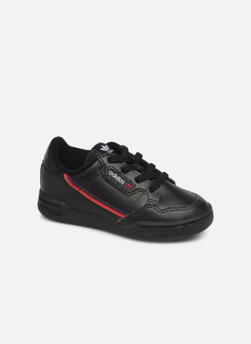 Sneakers adidas originals Continental 80 I Zwart detail