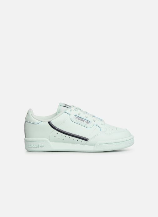 Trainers adidas originals Continental 80 C Blue back view