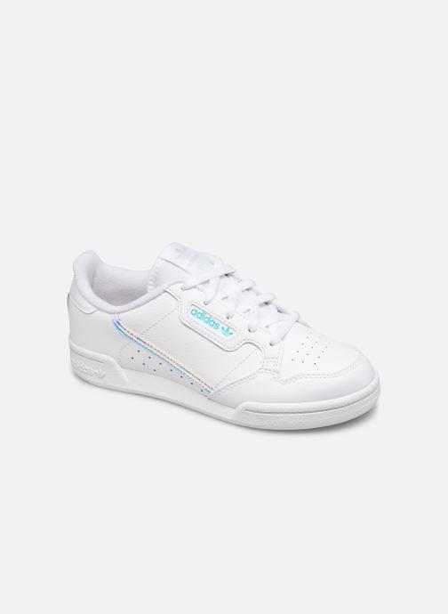 Sneakers adidas originals Continental 80 C Wit detail
