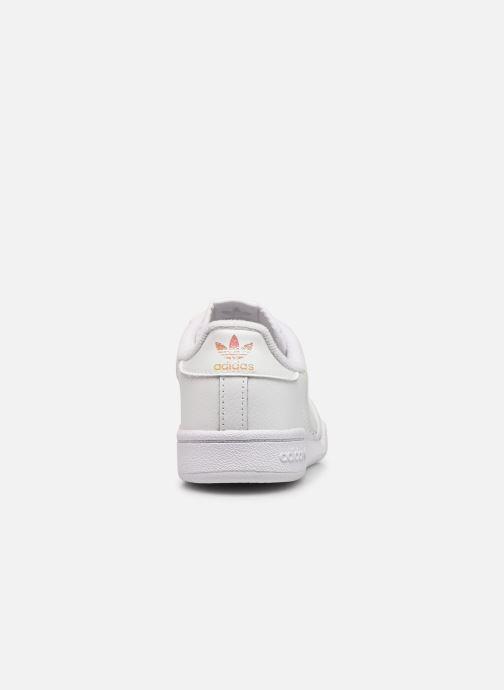 Sneakers adidas originals Continental 80 C Bianco immagine destra