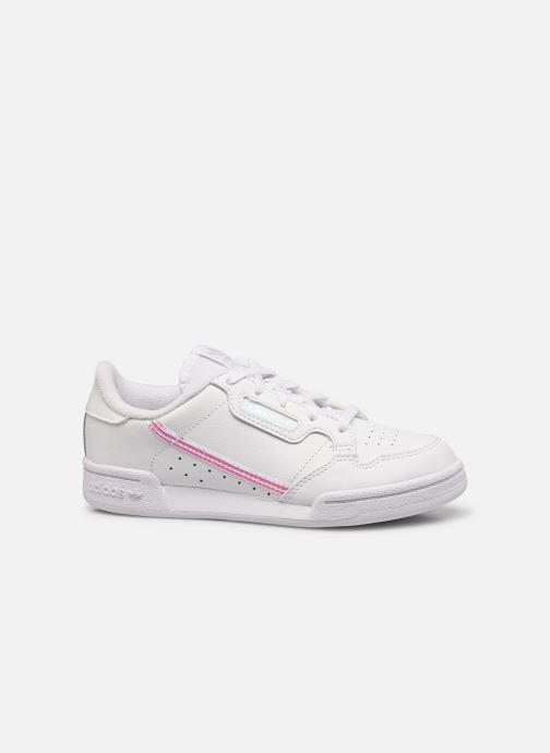 Sneakers adidas originals Continental 80 C Bianco immagine posteriore