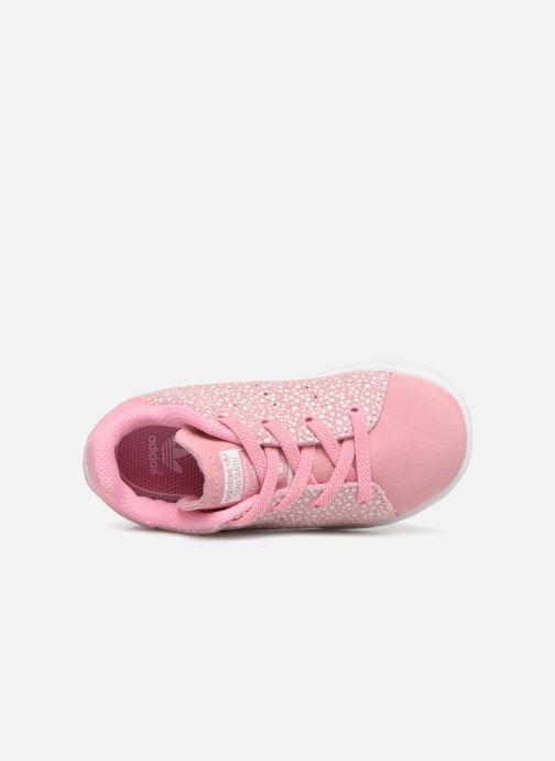 Sneakers adidas originals Stan Smith EL I Rosa bild från vänster sidan