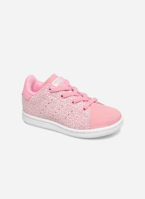 Sneakers adidas originals Stan Smith EL I Roze detail