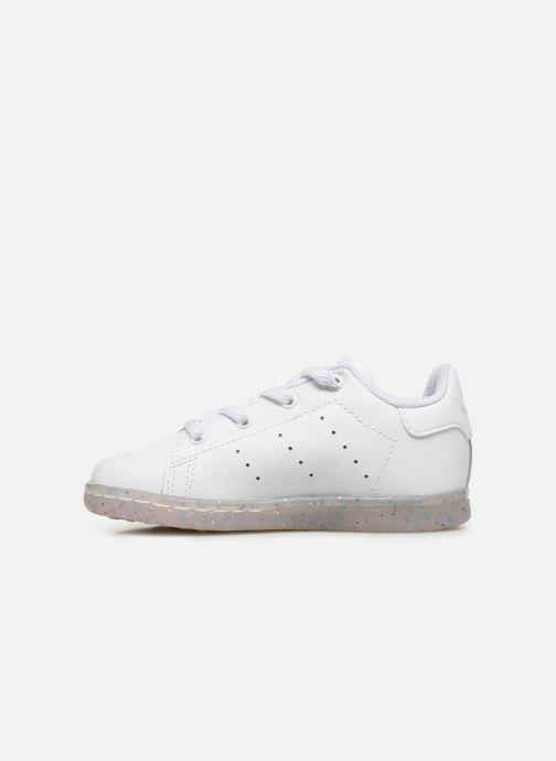 Sneakers adidas originals Stan Smith EL I Wit voorkant