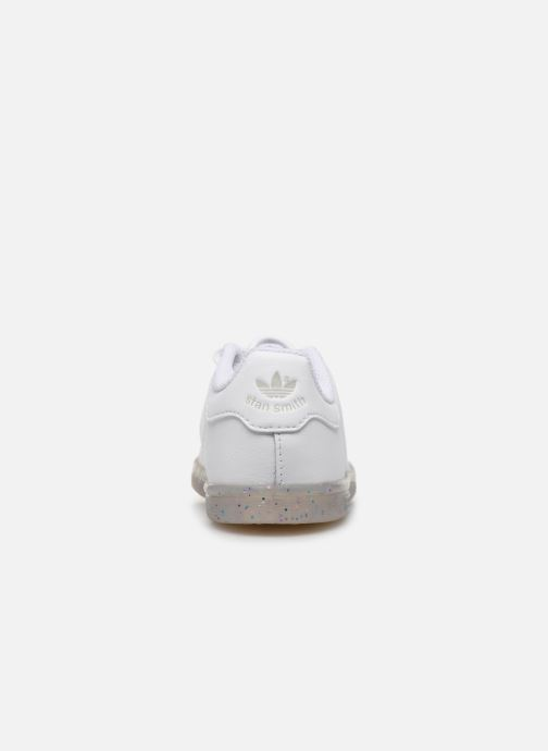 Sneakers adidas originals Stan Smith EL I Wit rechts