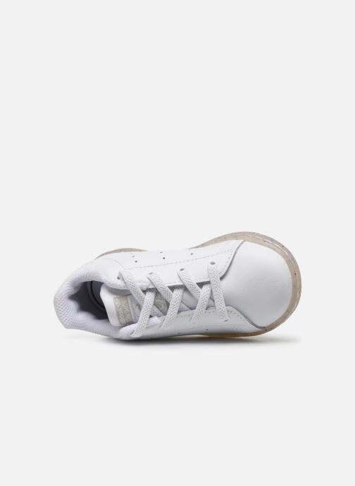 Sneakers adidas originals Stan Smith EL I Wit achterkant