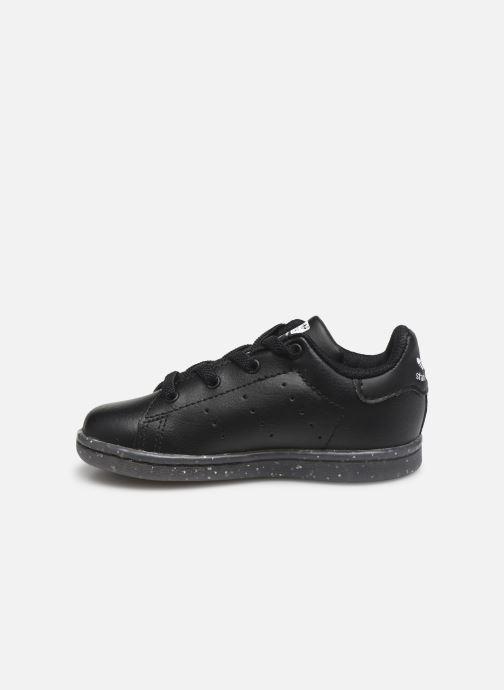 Sneakers adidas originals Stan Smith EL I Nero immagine frontale