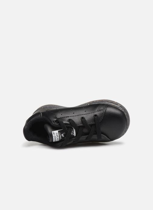 Baskets adidas originals Stan Smith EL I Noir vue gauche