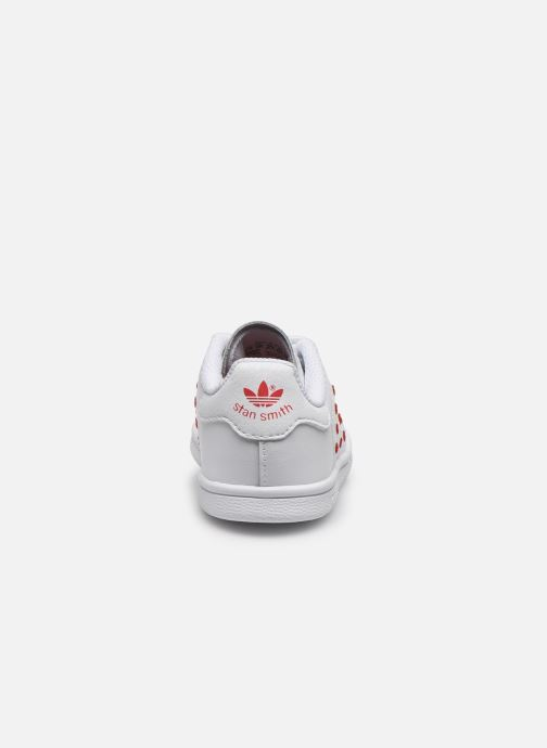 Baskets adidas originals Stan Smith EL I Blanc vue droite