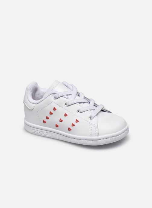 Baskets adidas originals Stan Smith EL I Blanc vue détail/paire