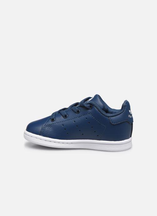 Sneakers adidas originals Stan Smith EL I Blauw voorkant