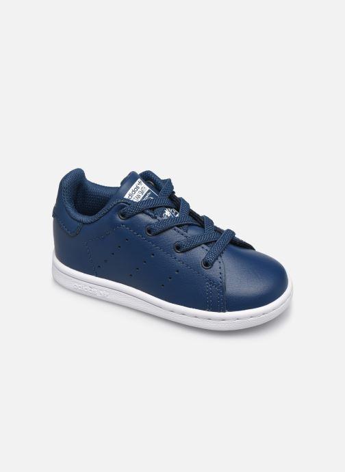 Sneakers adidas originals Stan Smith EL I Blauw detail