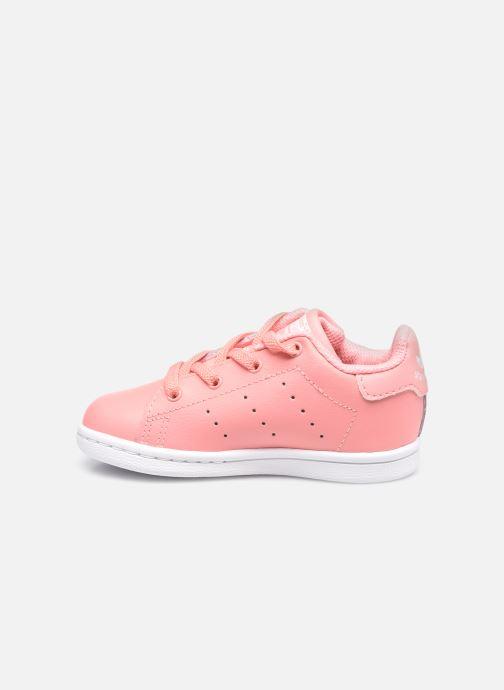 Sneaker adidas originals Stan Smith EL I rosa ansicht von vorne