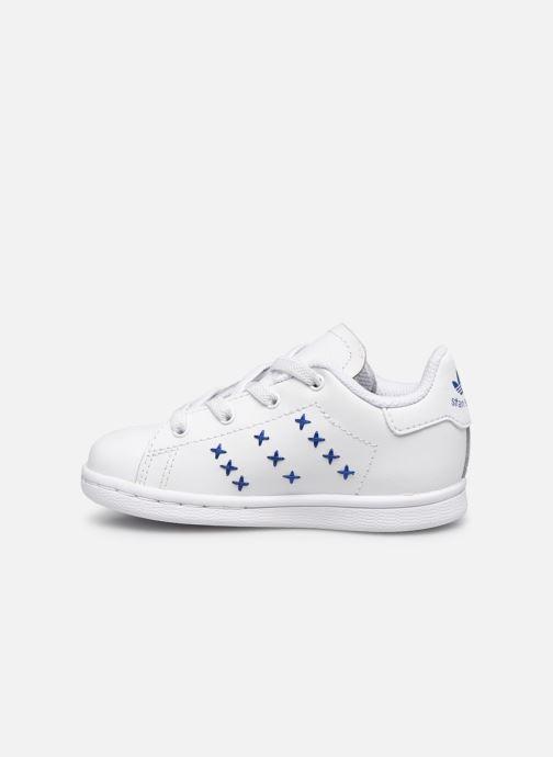 Sneaker adidas originals Stan Smith EL I weiß ansicht von vorne