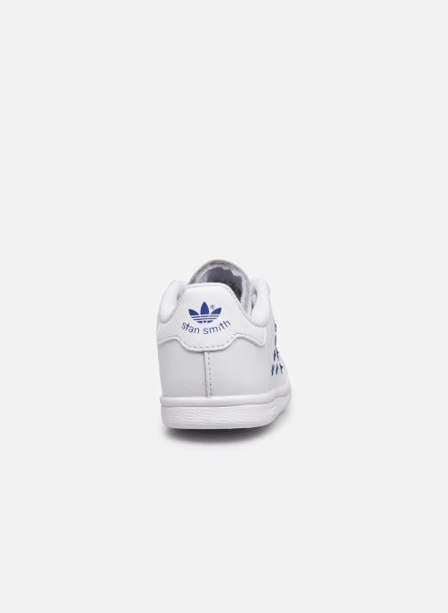 Sneaker adidas originals Stan Smith EL I weiß ansicht von rechts