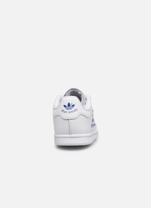 Baskets adidas originals Stan Smith EL I Blanc vue droite