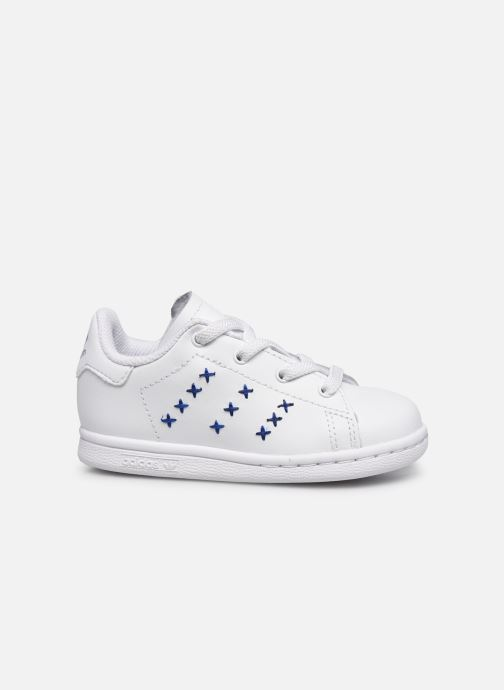 Baskets adidas originals Stan Smith EL I Blanc vue derrière