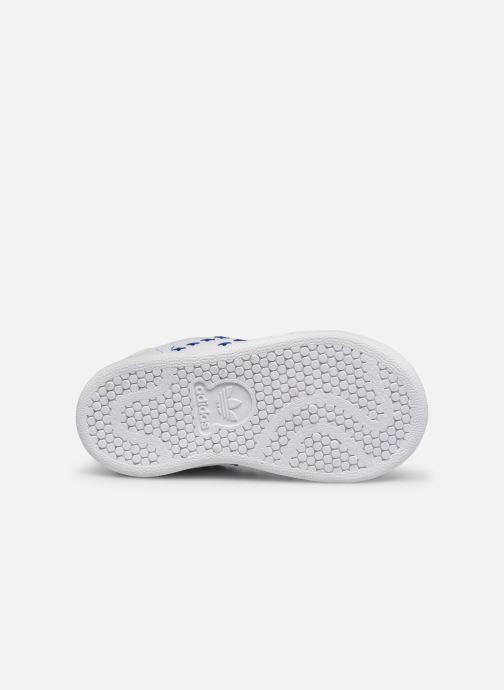 Sneaker adidas originals Stan Smith EL I weiß ansicht von oben