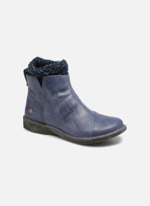 bb9a14b37e7 Art Bergen 918 (Bleu) - Bottines et boots chez Sarenza (353540)