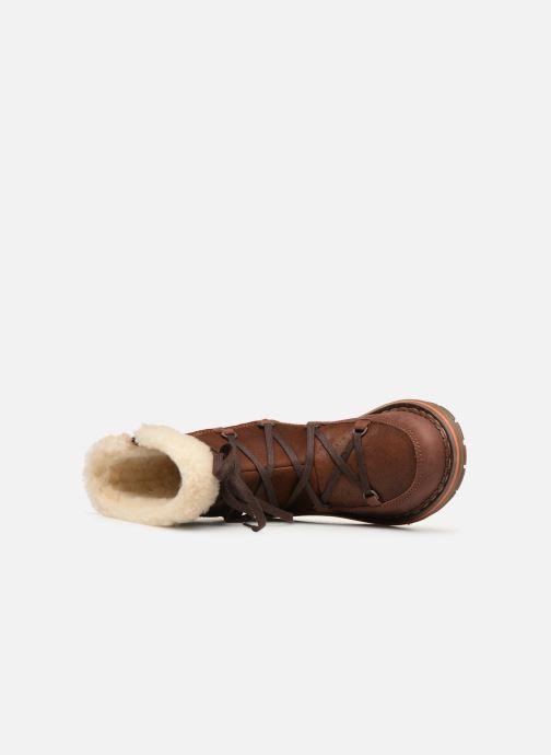 Chaussures de sport Art Assen 435 Marron vue gauche