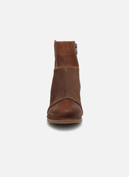 Stiefeletten & Boots Art Salzburg 468 braun schuhe getragen