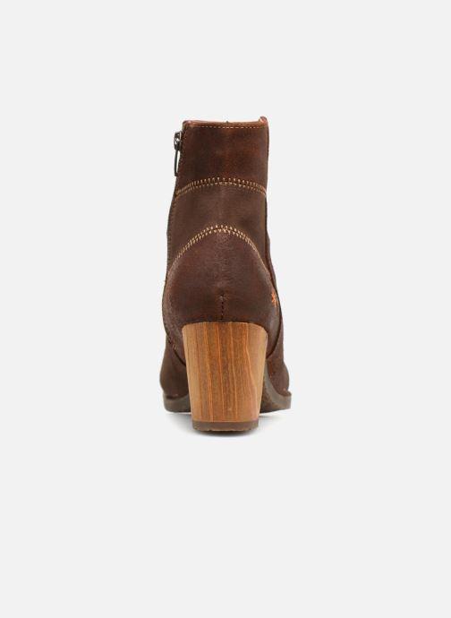 Stiefeletten & Boots Art Salzburg 468 braun ansicht von rechts