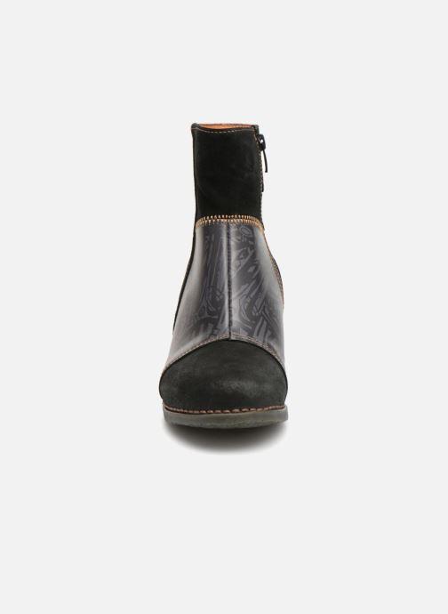 Bottines et boots Art Salzburg 468 Noir vue portées chaussures