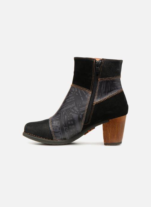 Bottines et boots Art Salzburg 468 Noir vue face