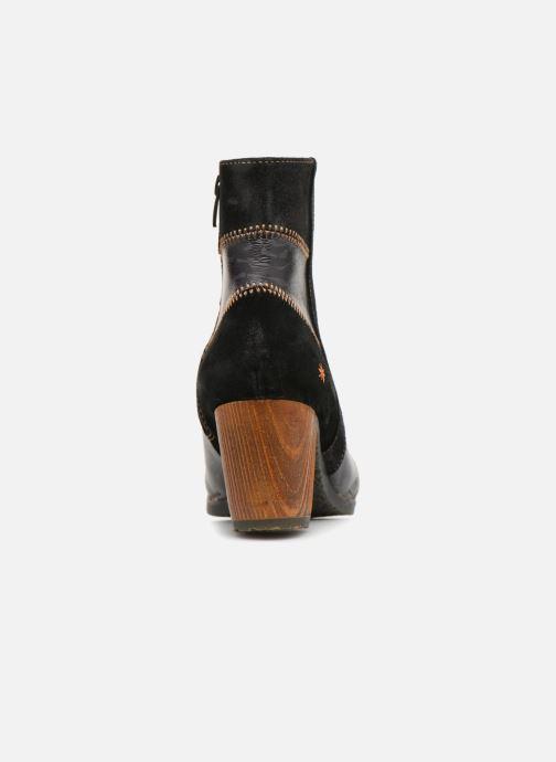 Bottines et boots Art Salzburg 468 Noir vue droite