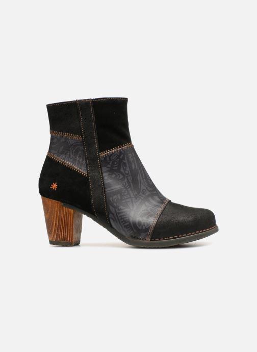 Stiefeletten & Boots Art Salzburg 468 schwarz ansicht von hinten