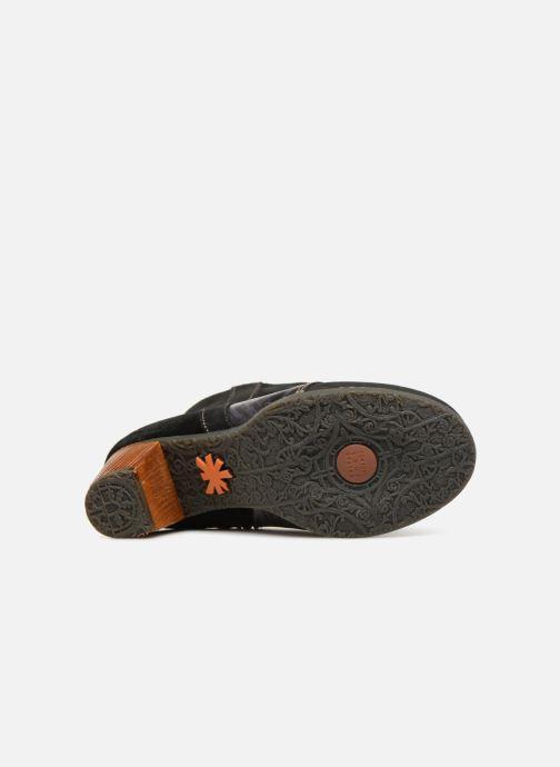 Stiefeletten & Boots Art Salzburg 468 schwarz ansicht von oben