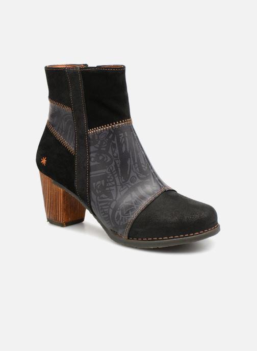 Bottines et boots Art Salzburg 468 Noir vue détail/paire