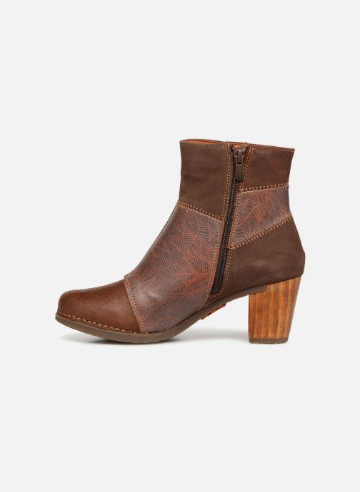 Boots en enkellaarsjes Art Salzburg 468 Bruin voorkant