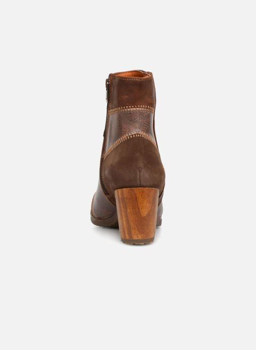 Boots en enkellaarsjes Art Salzburg 468 Bruin rechts