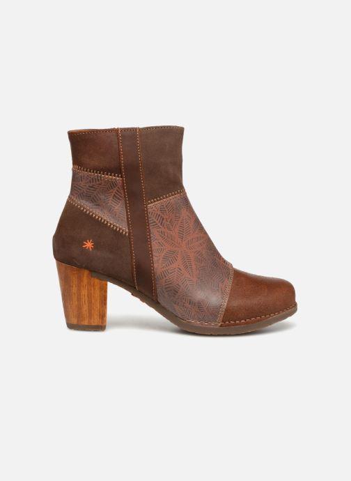 Boots en enkellaarsjes Art Salzburg 468 Bruin achterkant