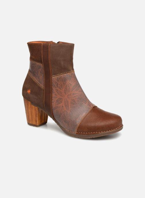 Stiefeletten & Boots Art Salzburg 468 braun detaillierte ansicht/modell