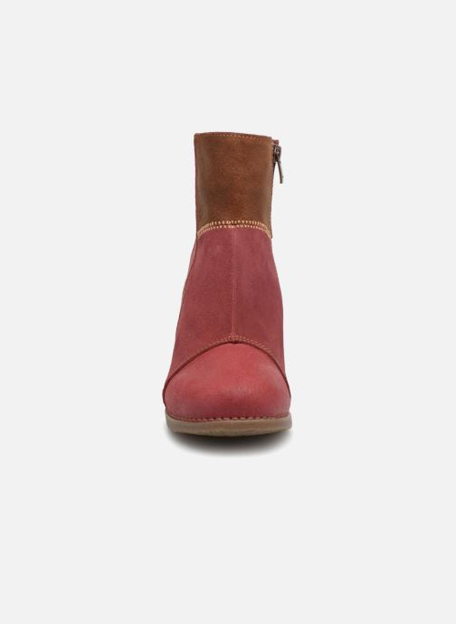 Stiefeletten & Boots Art Salzburg 468 weinrot schuhe getragen