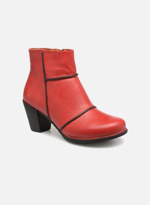 Boots amp; Genova Art 478 Stiefeletten rot 353547 8vZXA