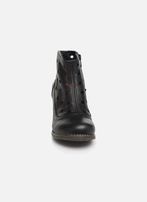 Art Black Genova 478 Gaucho Bottines Boots Et 4ARjqL35