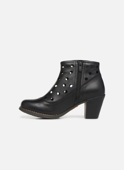 Boots en enkellaarsjes Art Genova 478 Zwart voorkant